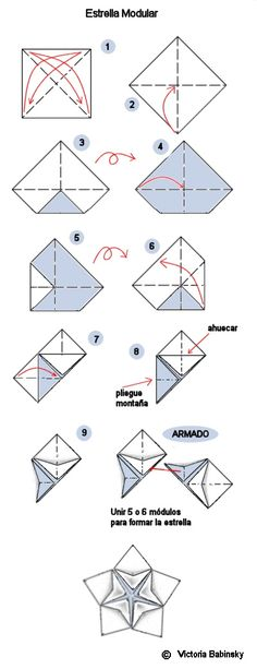 origami ak 47 instructions