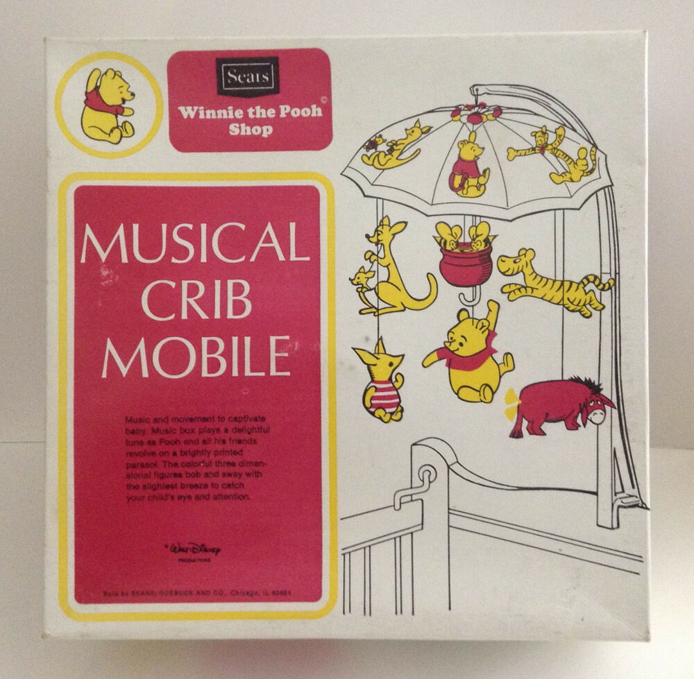 winnie the pooh mobile instructions