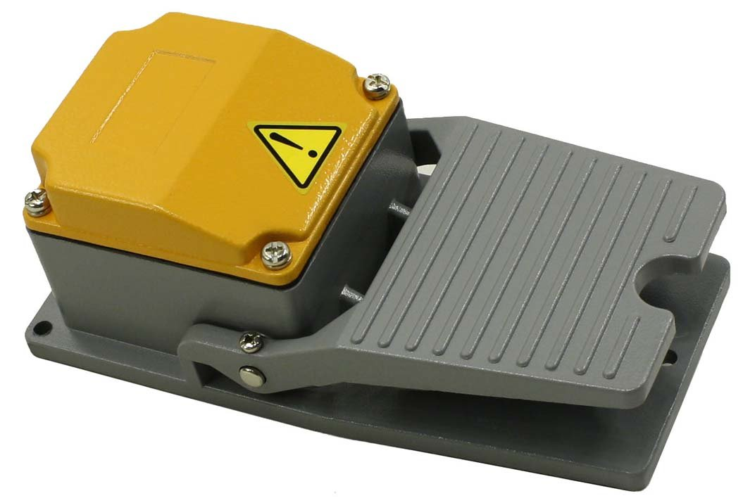 instructables momentary foot switch for power tools
