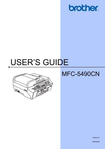 brother fax 2840 instruction manual