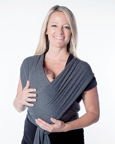 cuddly wrap baby carrier instructions