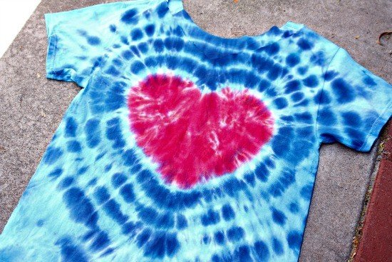 easy tie dyeing instructions for kids