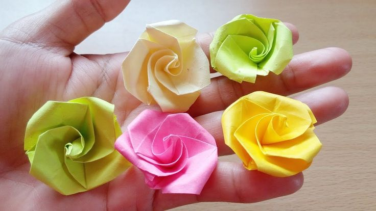 how to make an origami lotus flower easy instructions